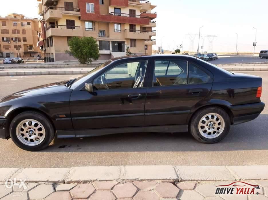 سيارة BMW 316I  مستعملة للبيع فى مصر 1996