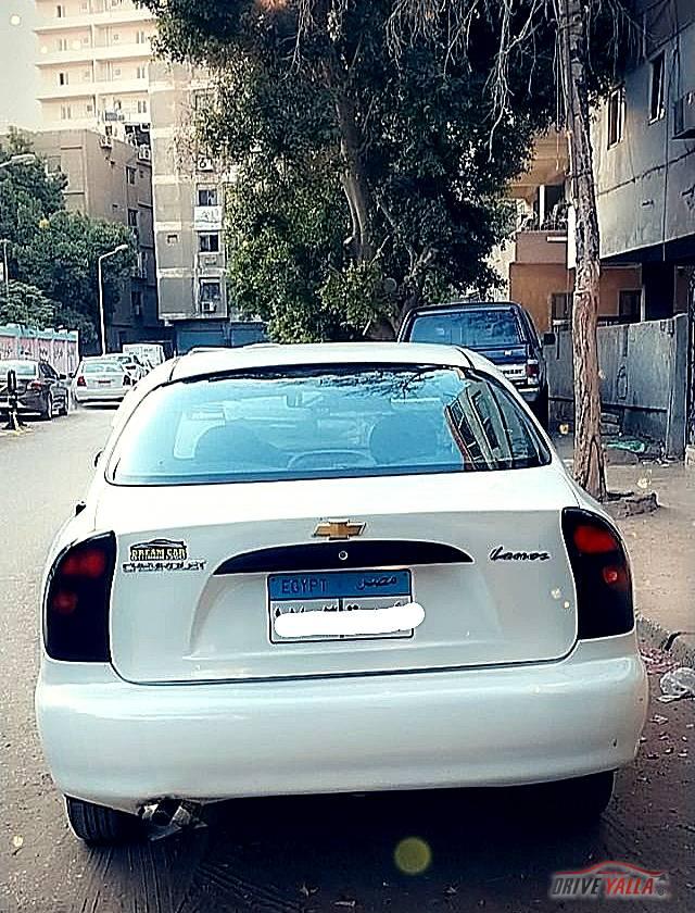 شيفورليه لانوس مستعملة للبيع فى مصر  ٢٠١٠