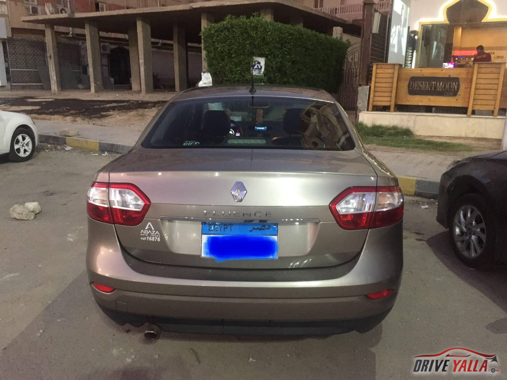 رينو فلوانس مستعملة للبيع فى مصر بالتقسيط    ٢٠١٥