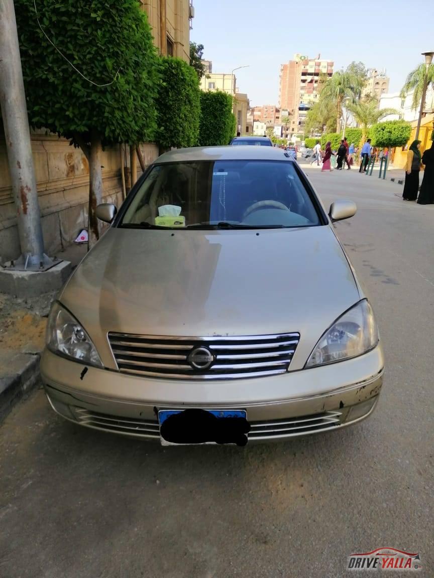 نيسان صنى مستعملة  للبيع  فى مصر 2011
