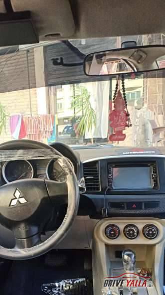متسوبيشى لانسر مستعملة للبيع فى مصر بالتقسيط  2016