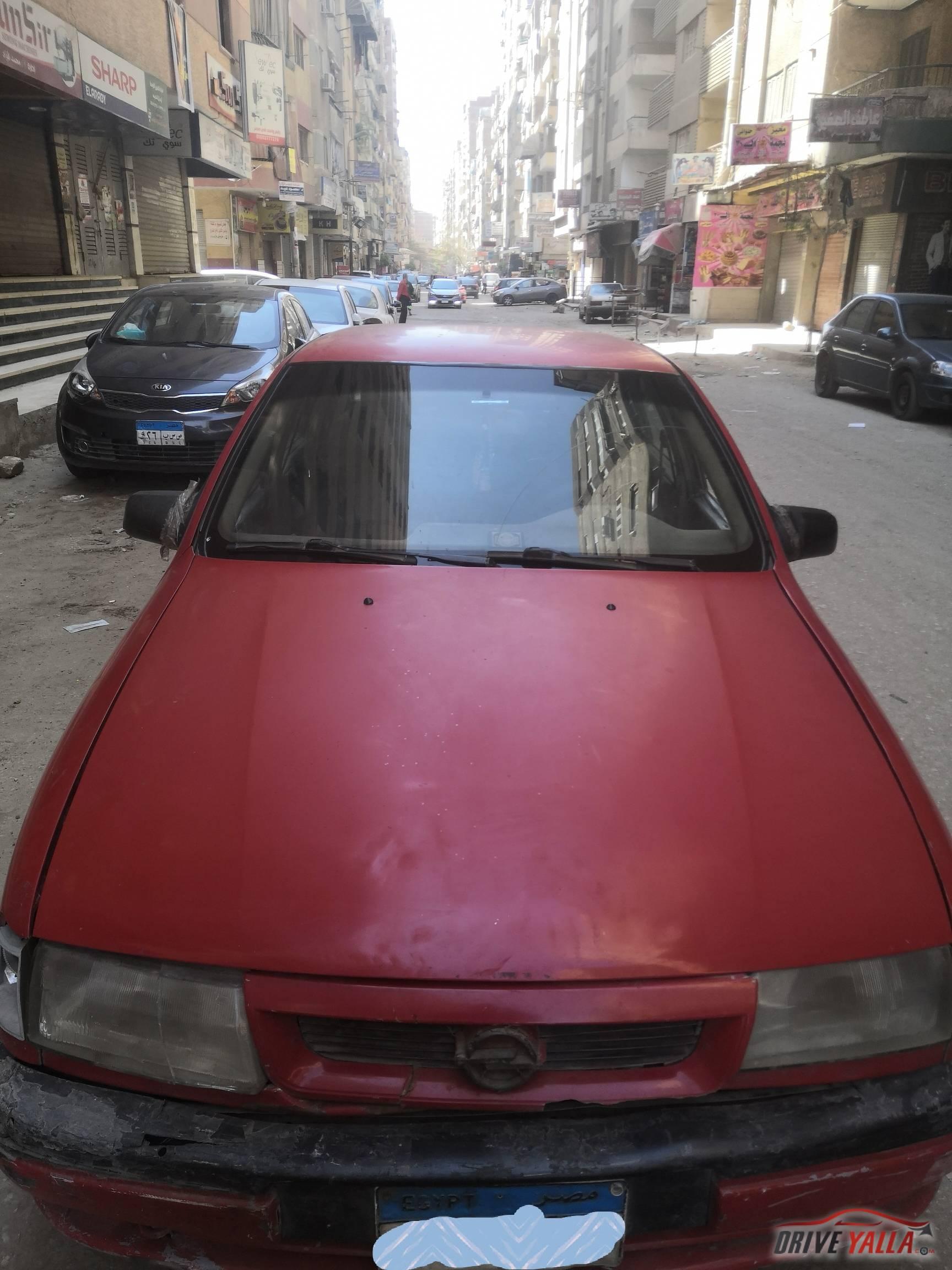اوبل فيكترا مستعملة للبيع فى مصر 1994
