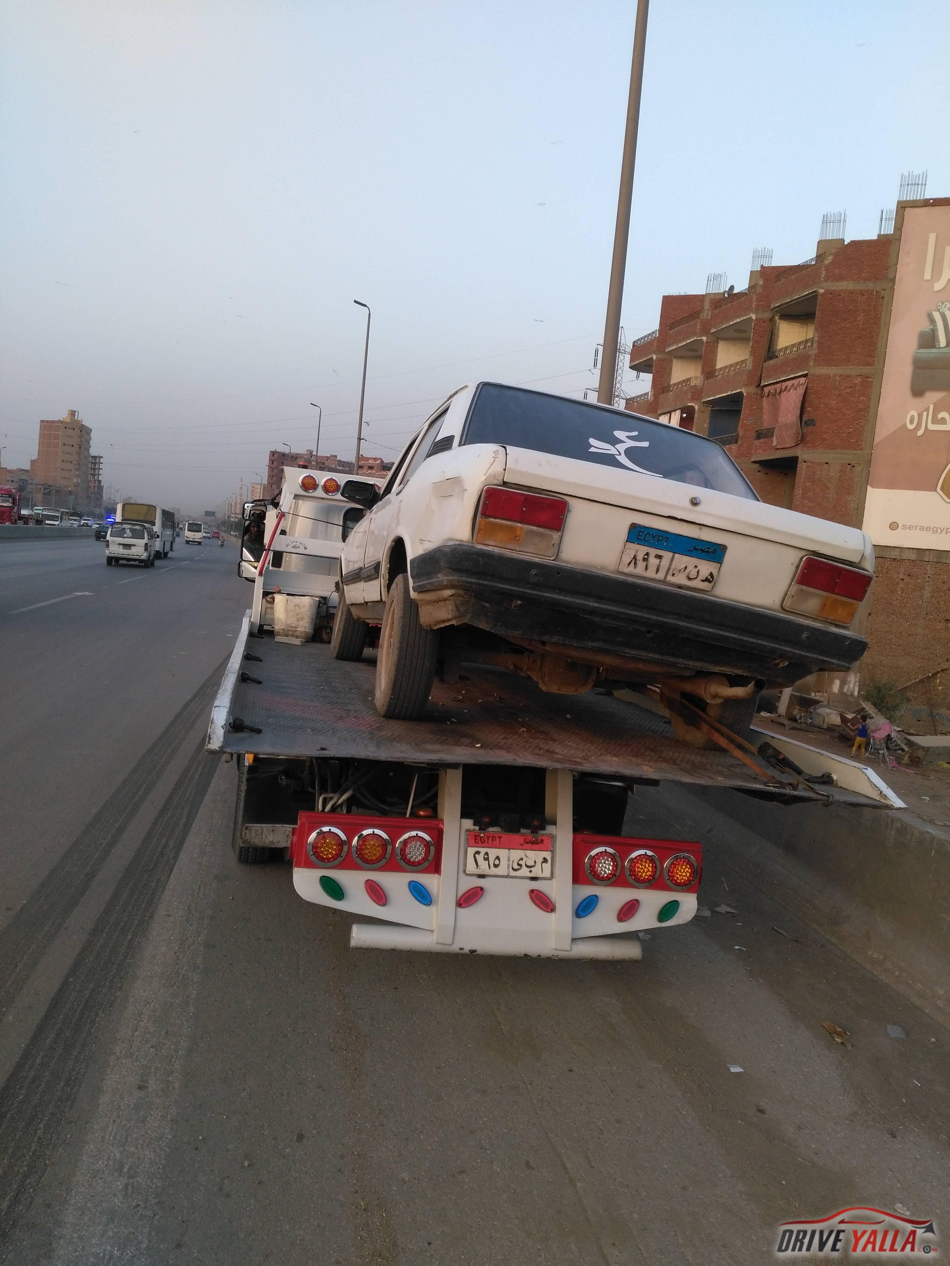 فيات ١٣٢ مستعملة للبيع فى مصر  موديل ٧٤