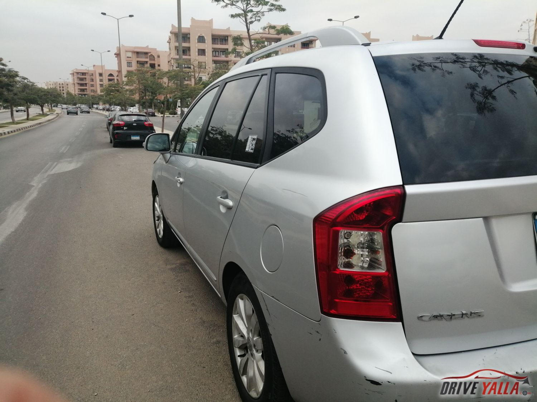 كيا كارنز مستعملة للبيع فى مصر  ٢٠١٣