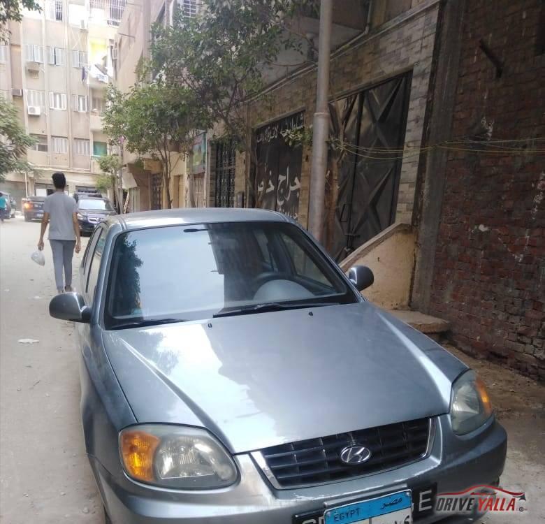 هيواندى  فيرنا  مستعملة للبيع فى مصر  بالتقسيط  ٢٠١٥
