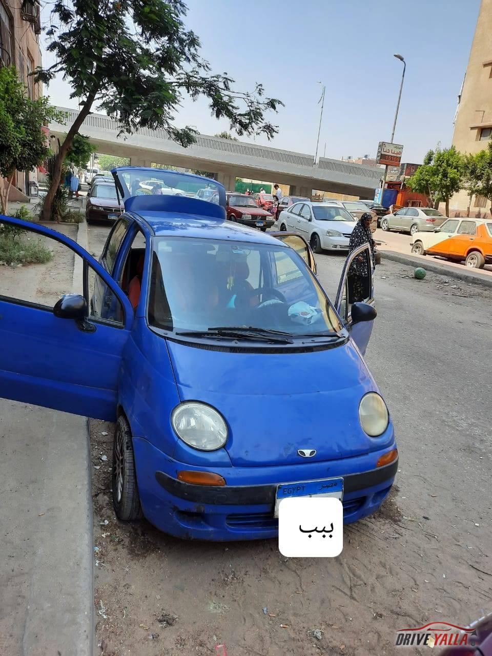 دايو ماتيز مستعملة للبيع فى مصر 1999