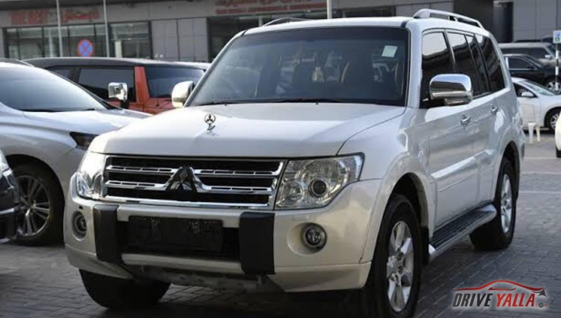 باجيرو  مستعملة للبيع فى مصر ٢٠١١