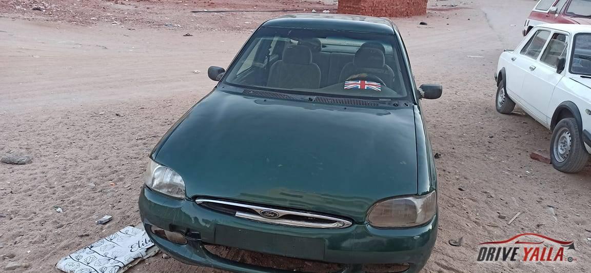 فورد إسكورت مستعملة للبيع فى مصر  1998