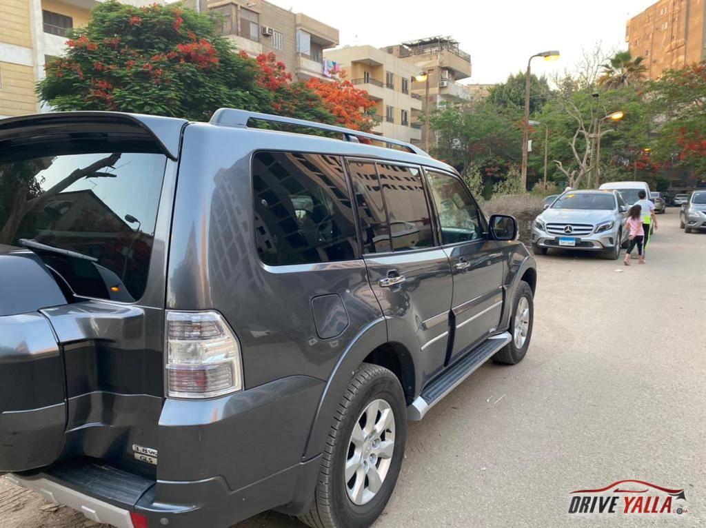 متسوبيشى باجيرو مستعملة للبيع فى مصر 2016