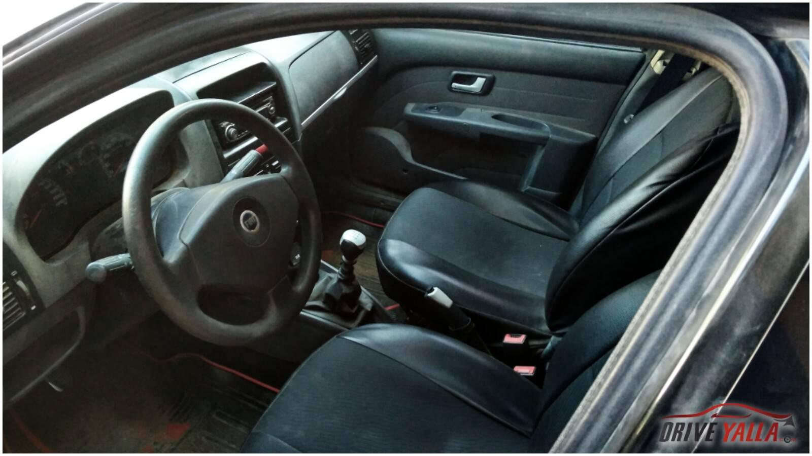 Fiat sienna 2006 fabreka