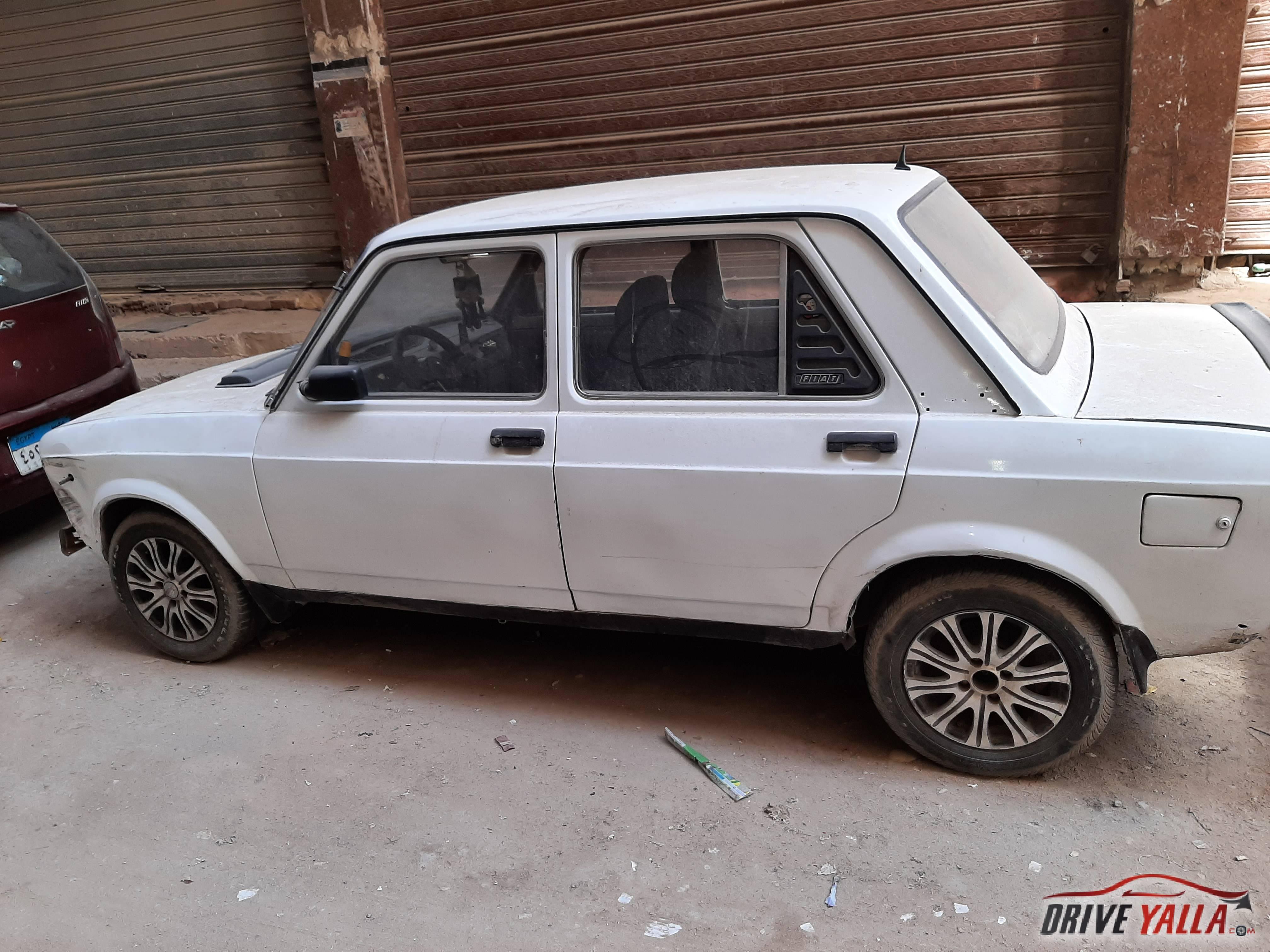 عربيه  ١٢٨ مستعملة للبيع فى مصر 1984