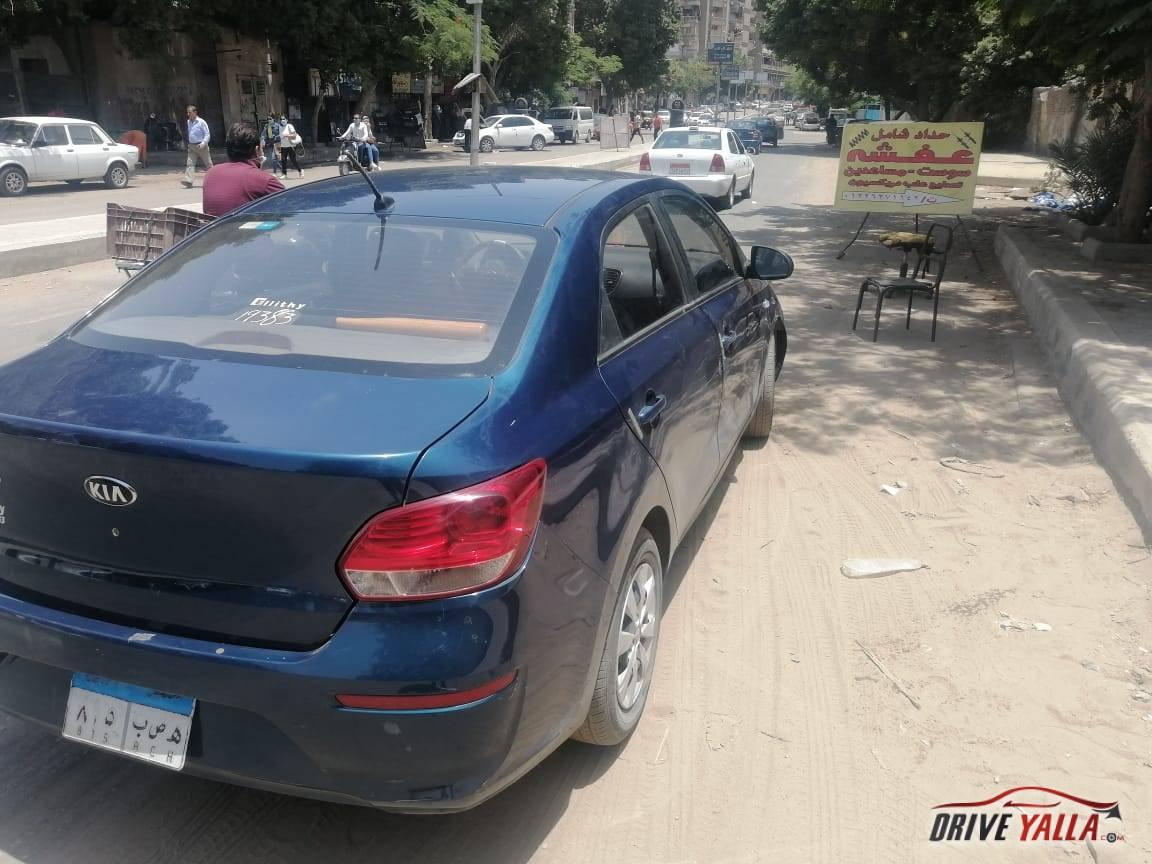 كيا بيجاس مستعملة للبيع فى مصر 2019