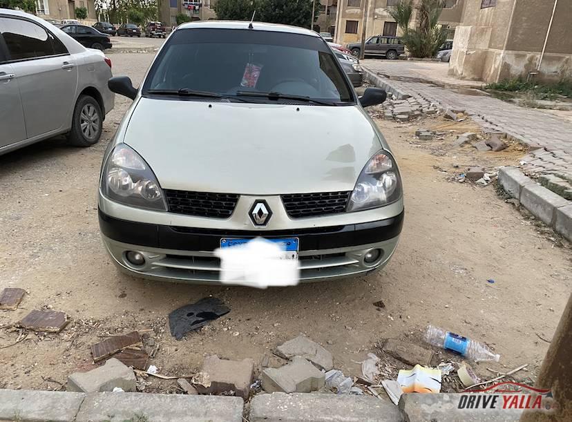 كيا كليو مستعملة للبيع  فى مصر ٢٠٠٣