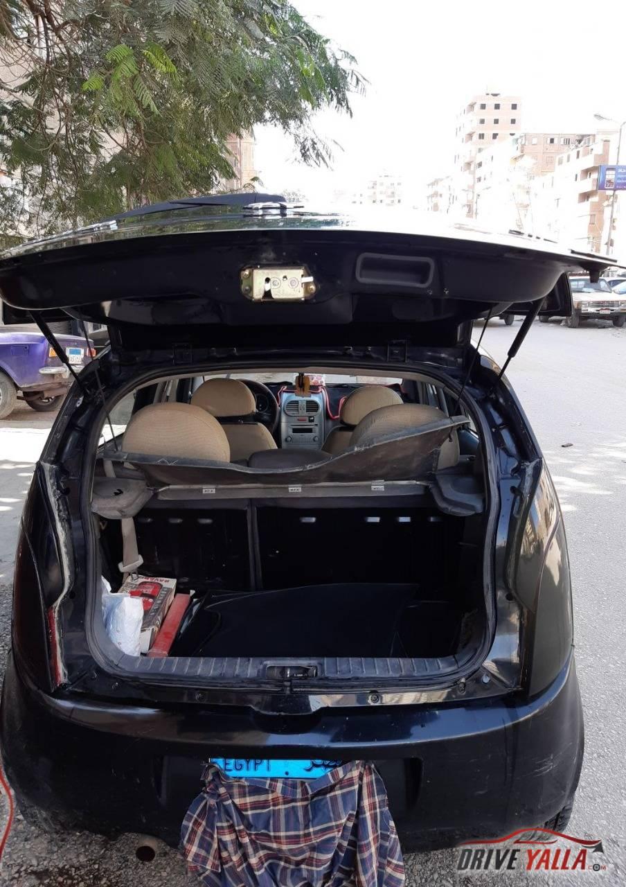 سبرانزا  A11  مستعملة  للبيع  فى مصر 2012