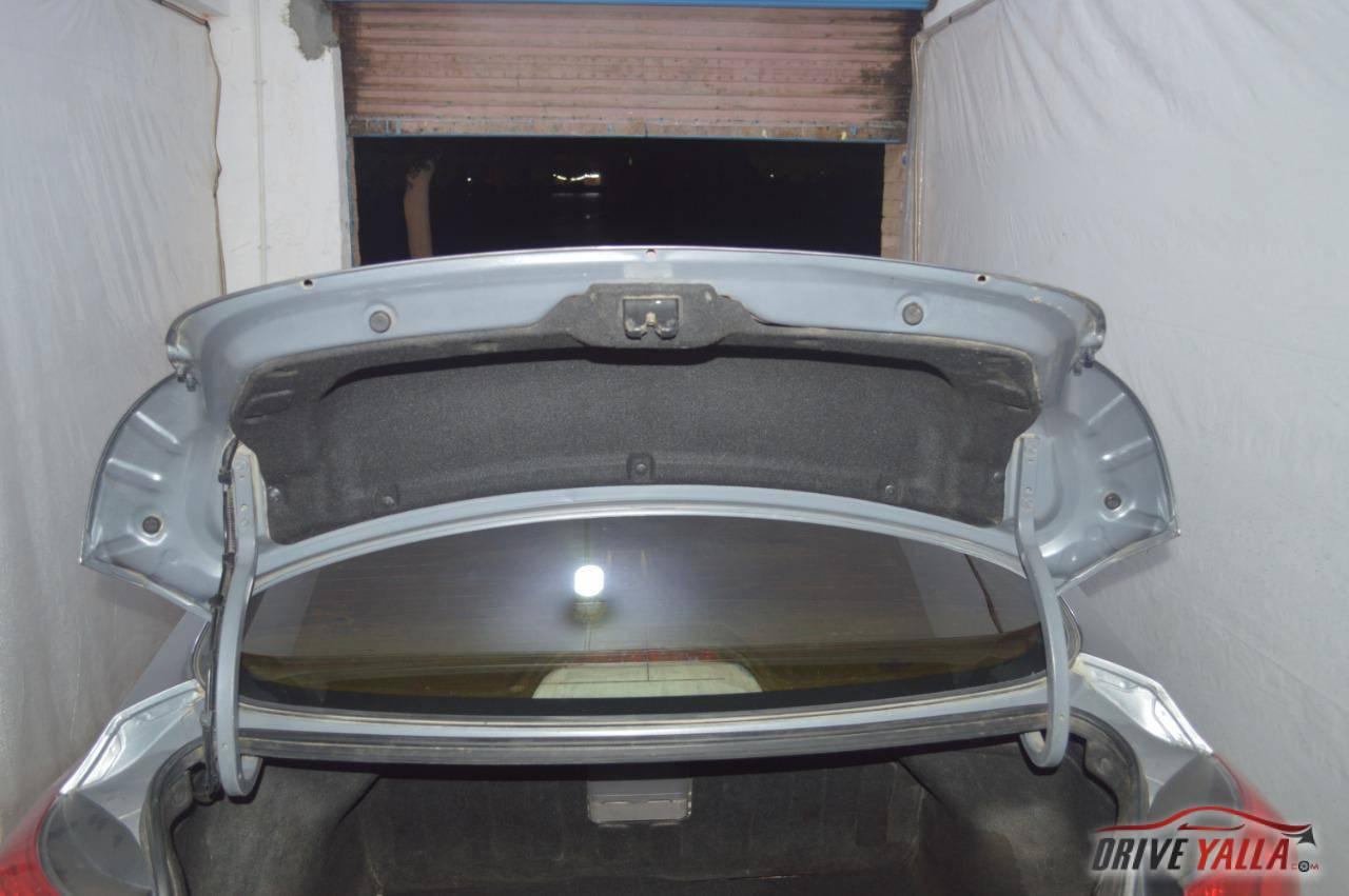 هيونداى النترا  مستعملة للبيع فى مصر 2012