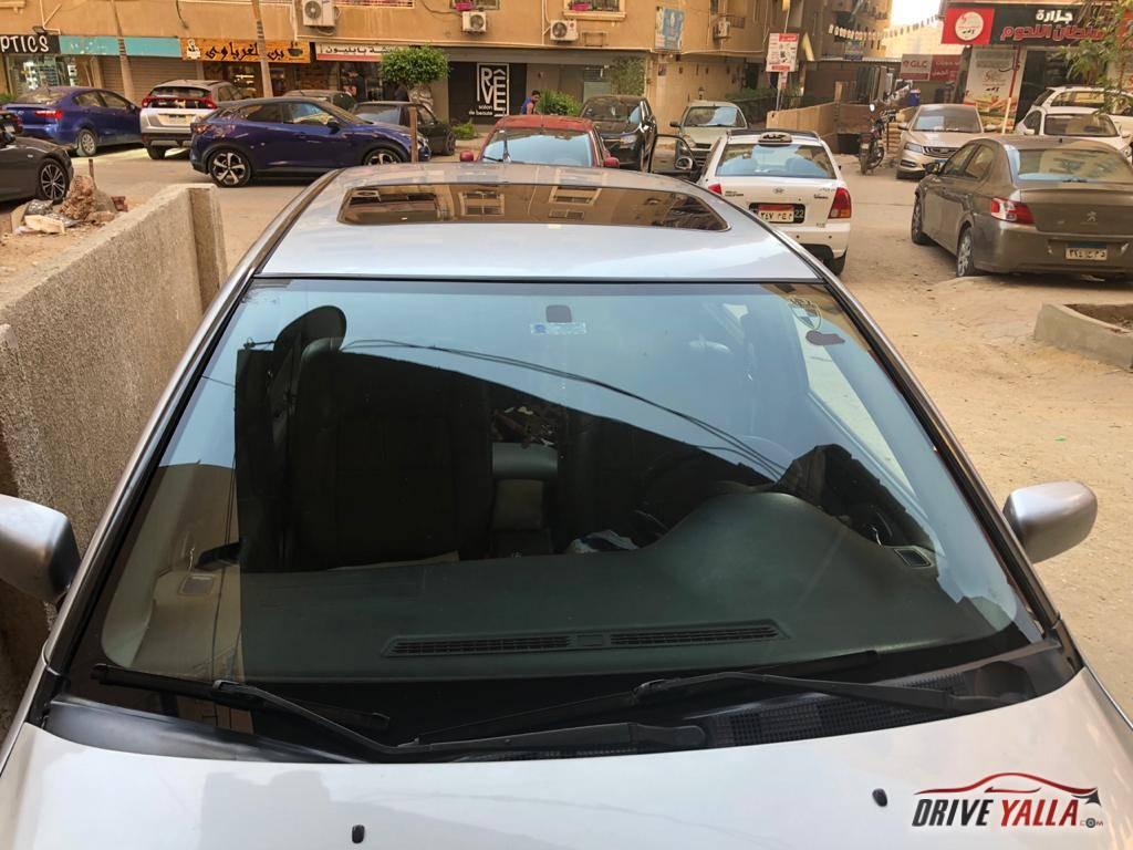 متسوبيشى لانسر مستعملة للبيع فى مصر 2008