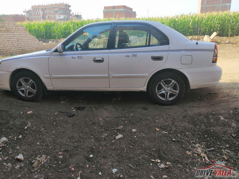 هيواندى ڤيرنا مستعملة  للبيع  فى مصر 2013