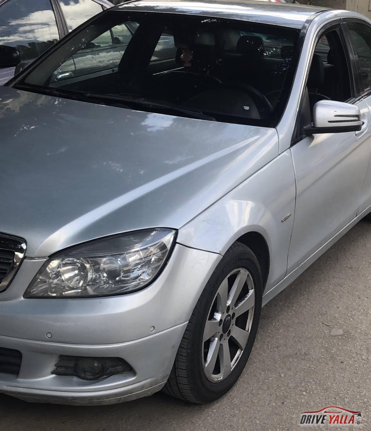 Mercedes C 180 - 2010
