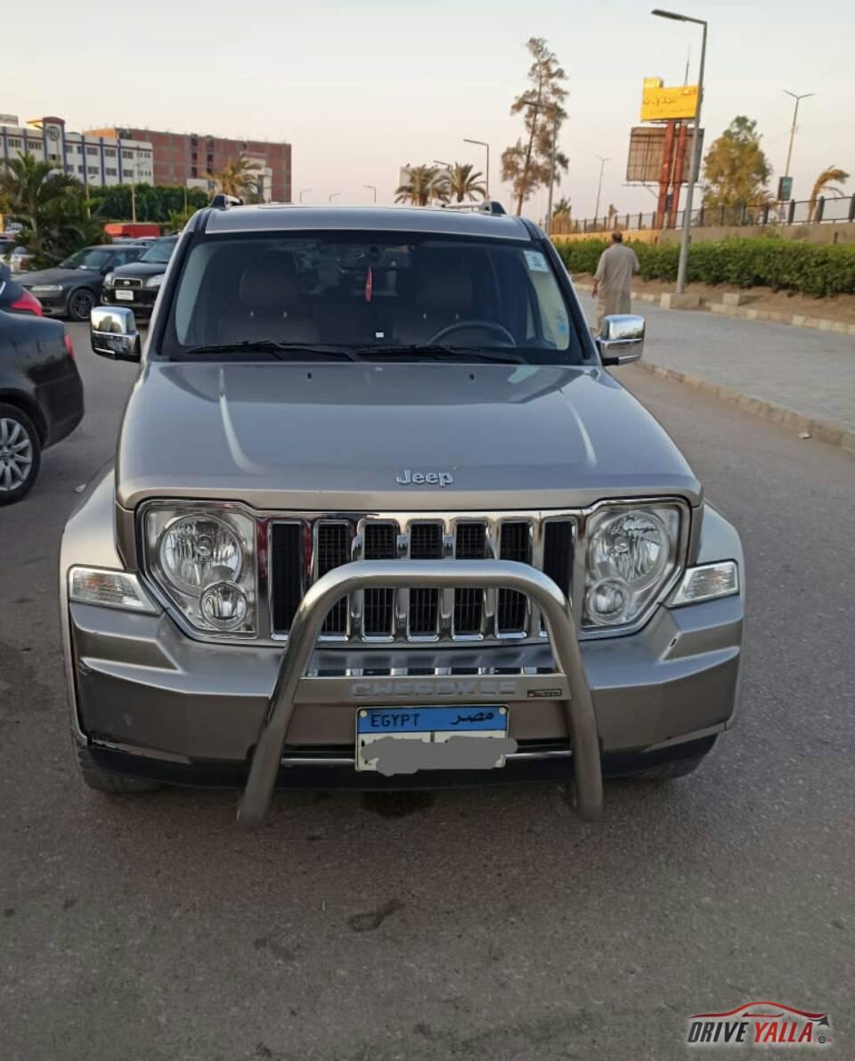 شيروكى KK  مستعملة للبيع فى مصر 2012