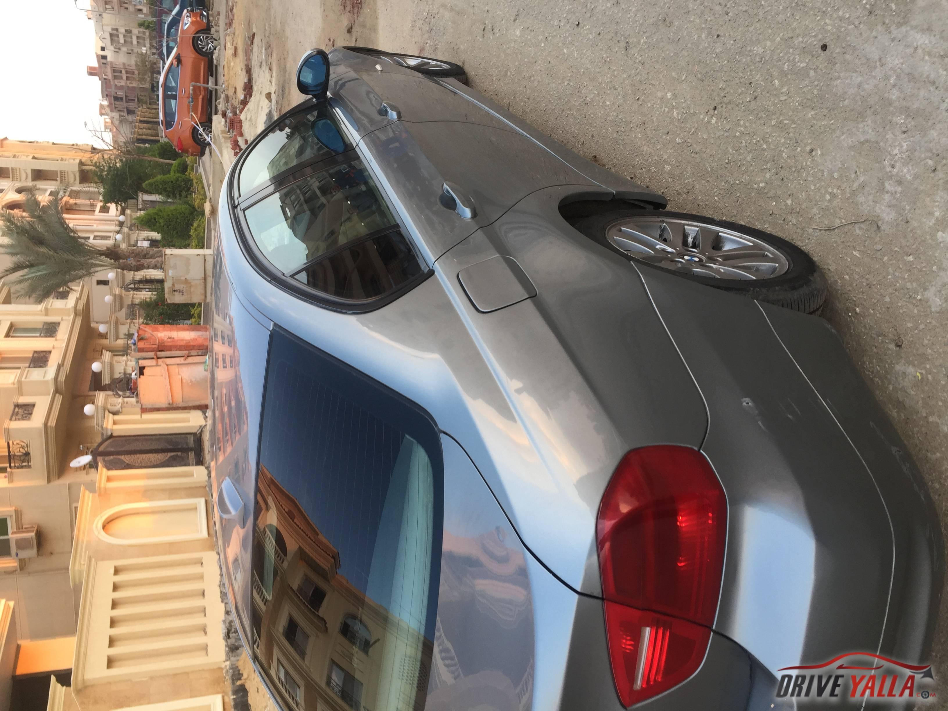 BMW 320i I drive high line