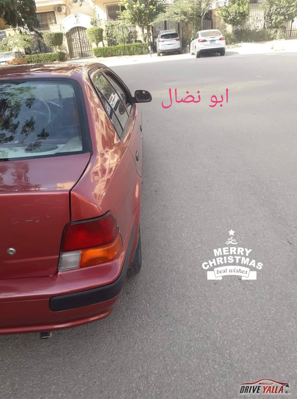 تويوتا تيرسل مستعملة للبيع فى مصر  1997