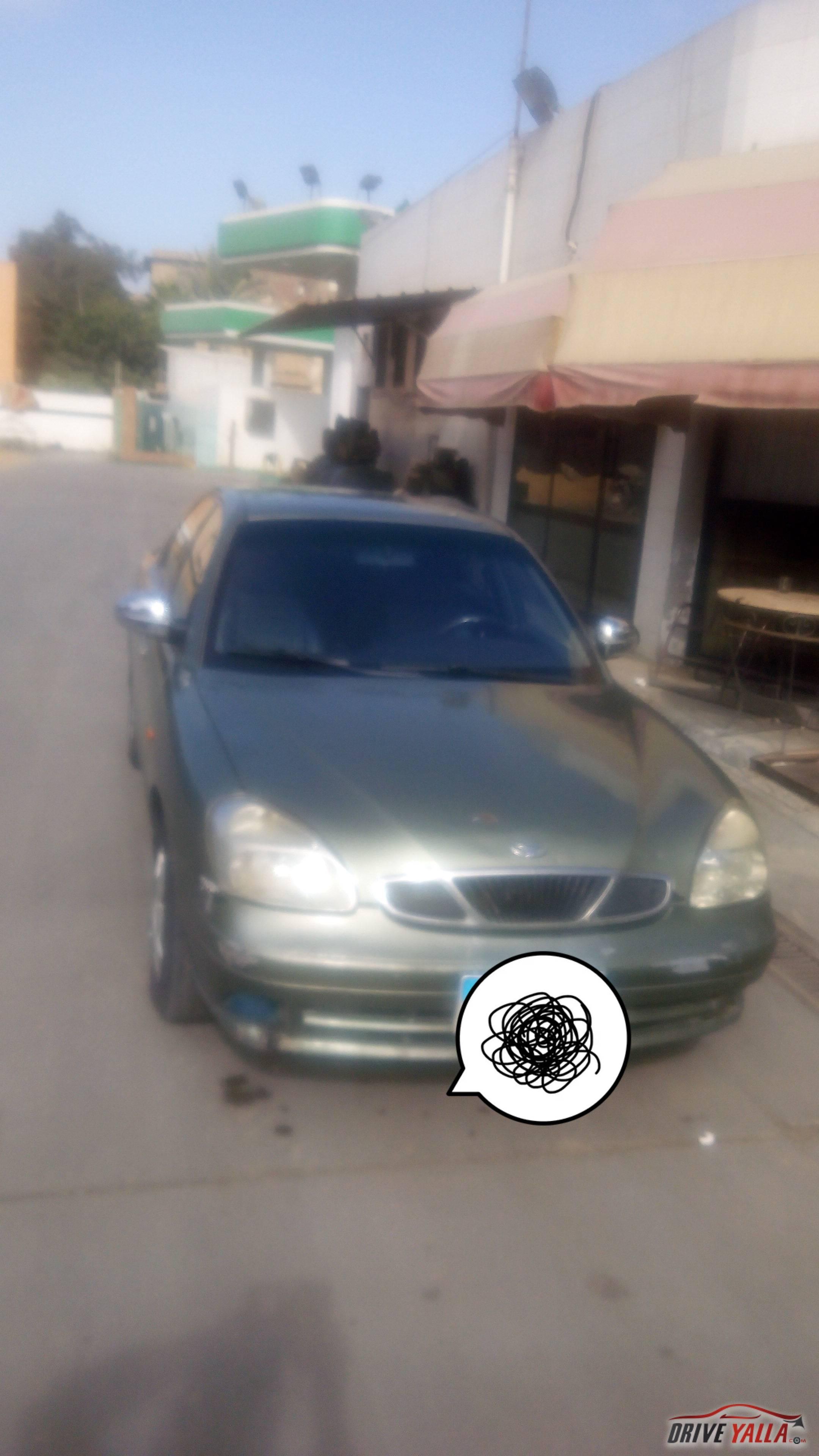 نوبيرا 2006 مستعملة للبيع فى مصر 2006
