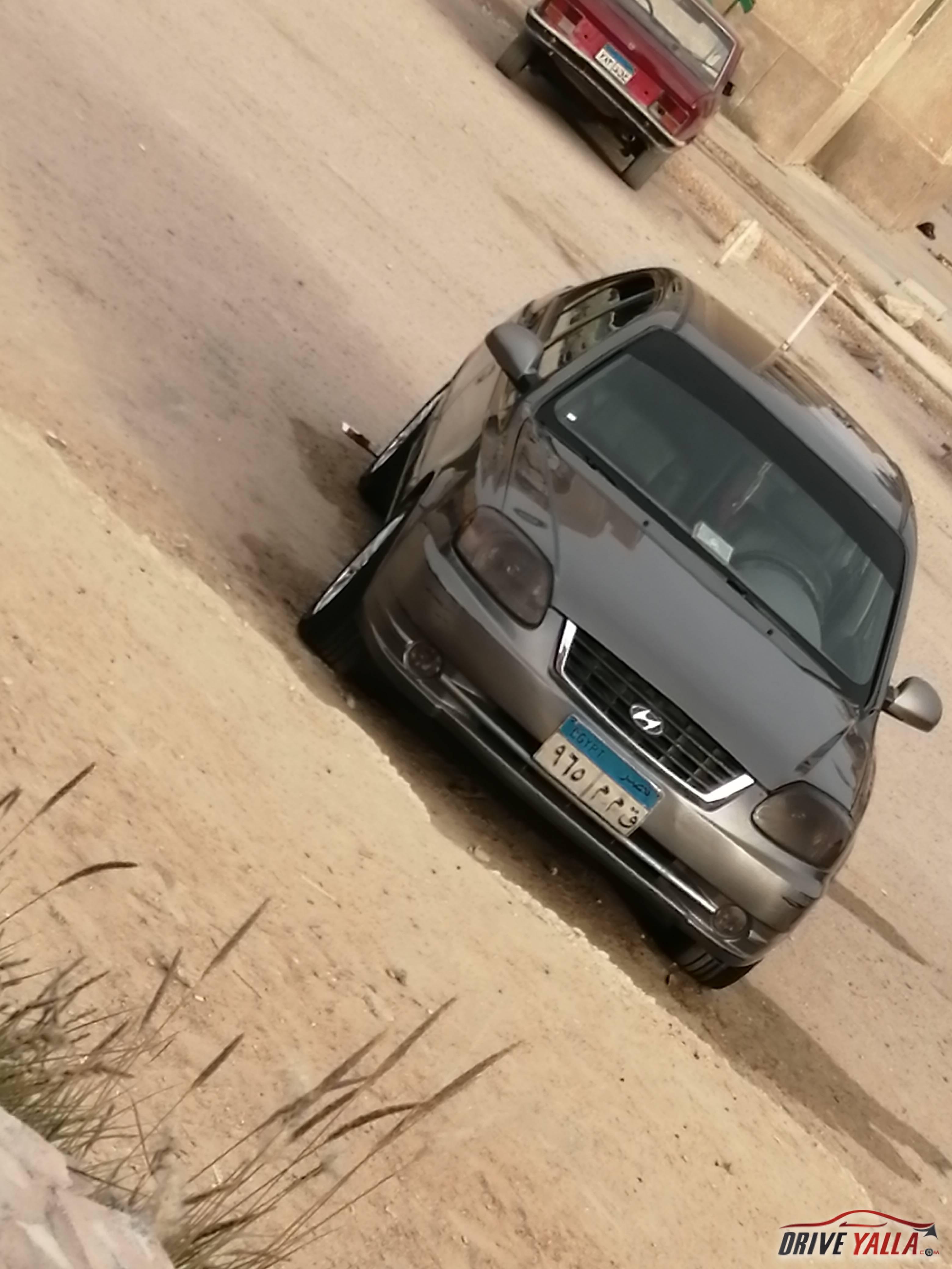 هيونداي فيرنا مستعملة للبيع فى مصر 2013
