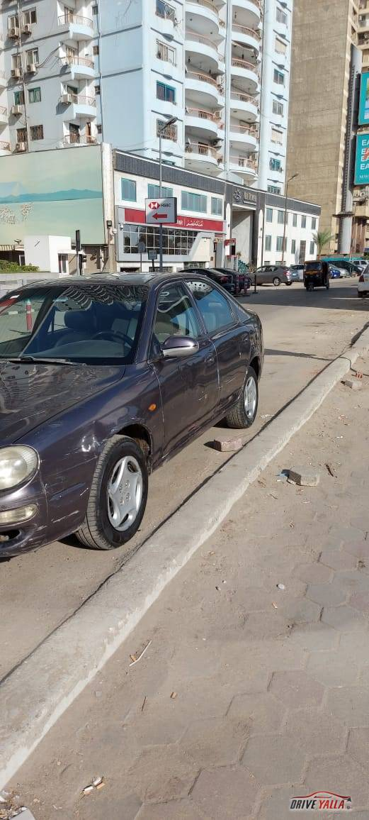 كيا شوما  مستعملة للبيع فى مصر 2000