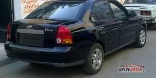 هيواندى فيرنا مستعملة للبيع فى مصر 2004