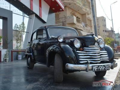 اوبل اوليميبا مستعملة للبيع فى مصر 1952