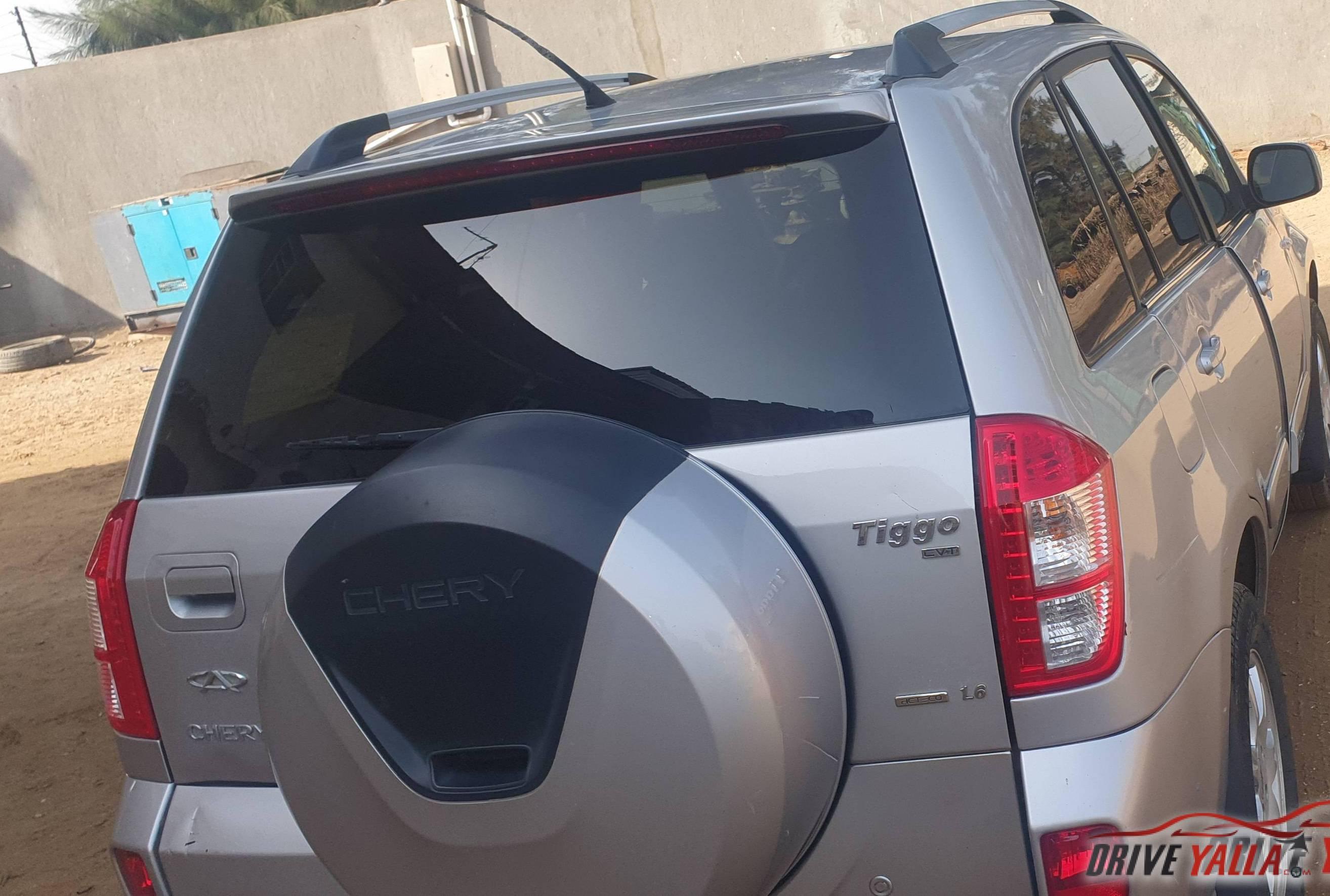 شيرى تيجو مستعملة للبيع فى مصر  ٢٠١٩