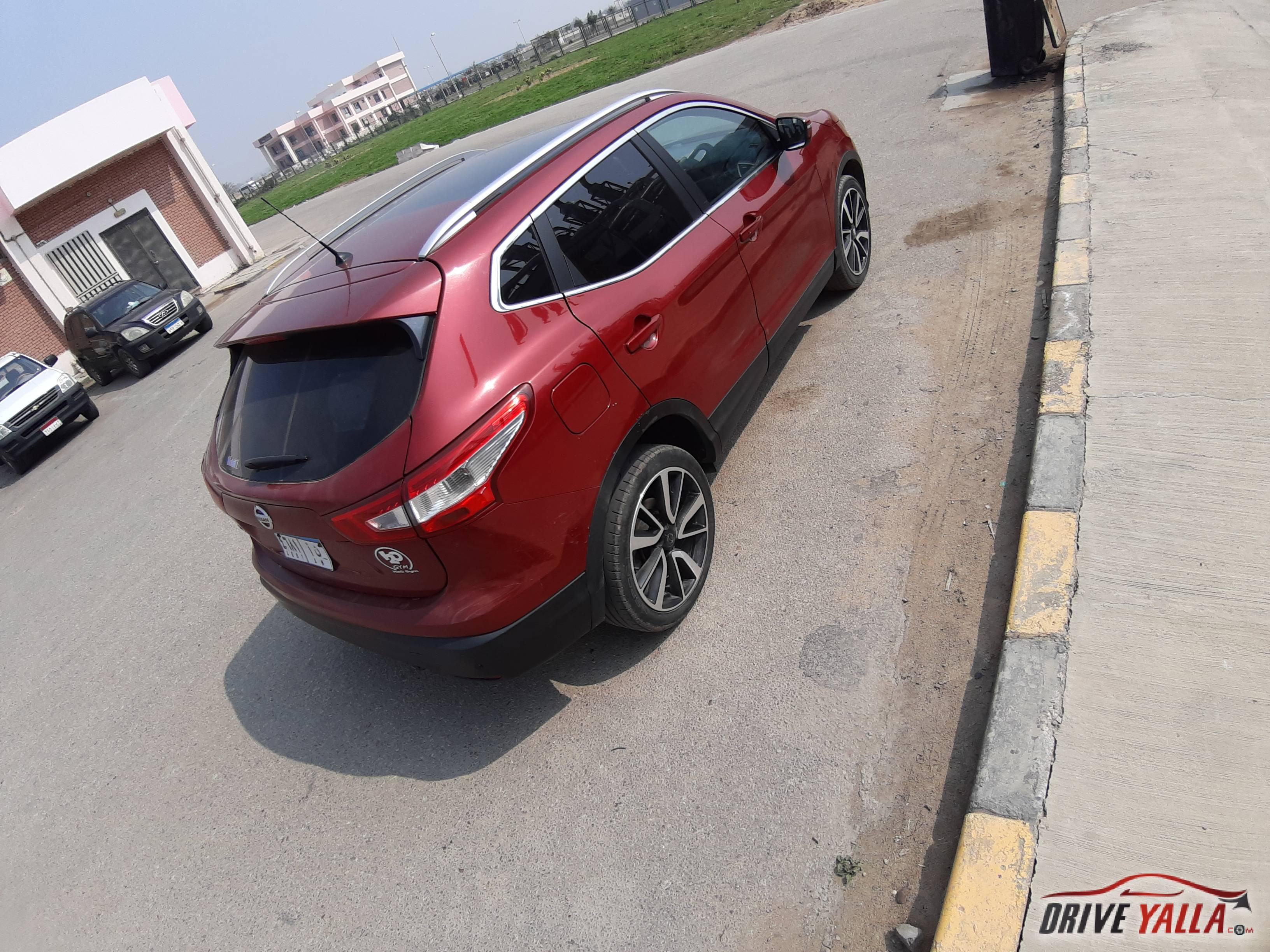Nissan Qashqai 2017 sport line