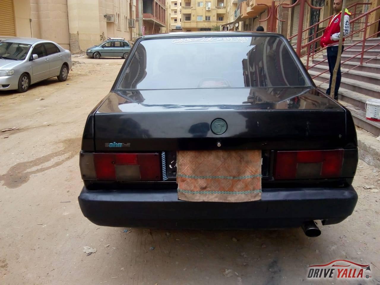 فيات شاهين مستعملة للبيع فى مصر  2010