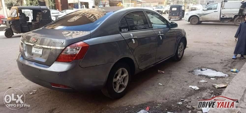 جيلي ام جراند 7 مستعملة للبيع فى مصر بالتقسيط 2014