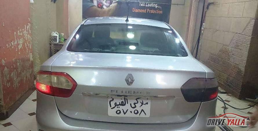 رينو فلوانس  مستعملة للبيع فى مصر  2011
