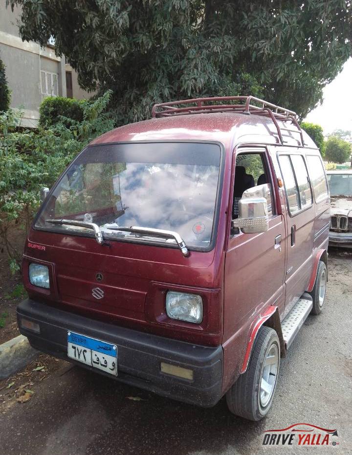 سوزوكي فإن مستعملة للبيع فى مصر 2014