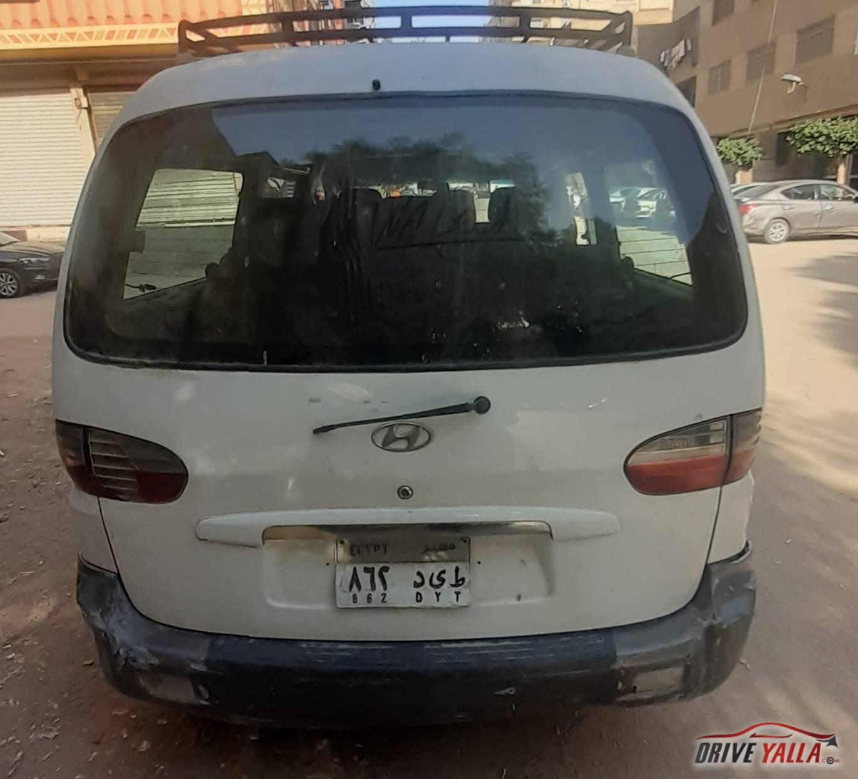 هيواندى H1 مستعملة للبيع فى مصر 2005
