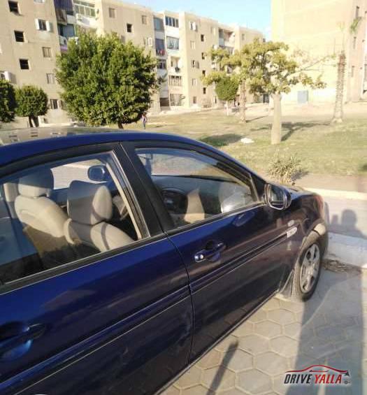 هيواندى  اكسنت مستعملة للبيع فى مصر 2011