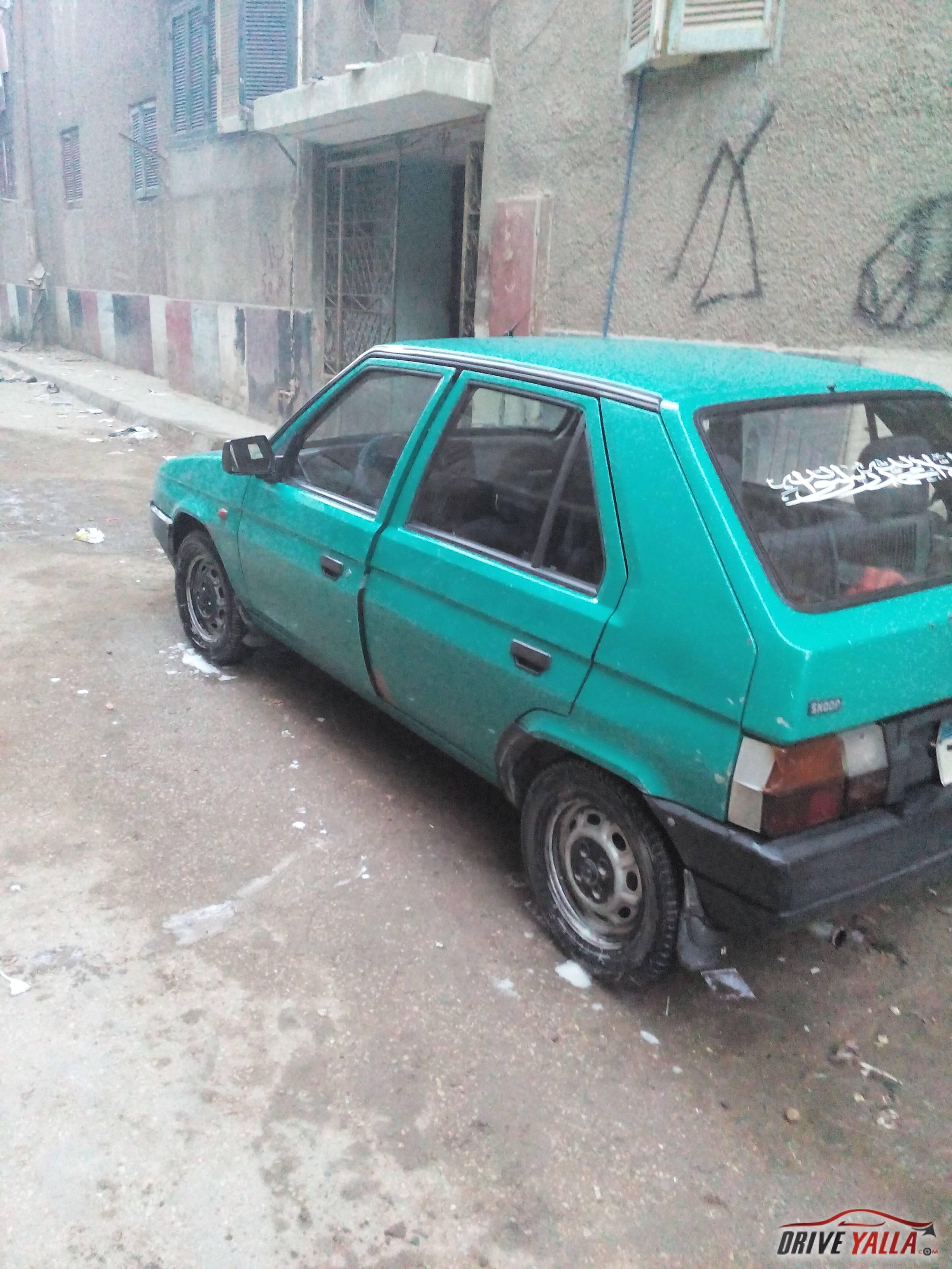 سياره سكودا موديل 94