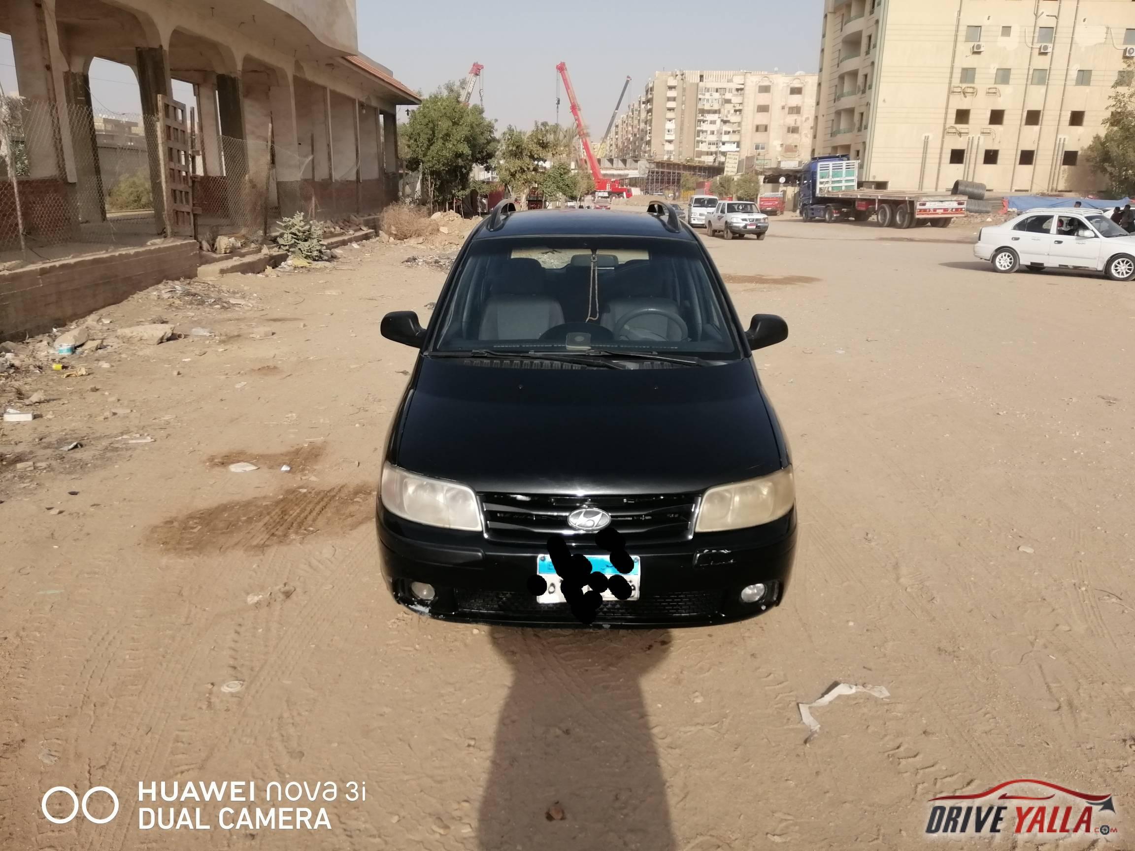 هيونداي ماتركس  مستعملة للبيع فى مصر موديل 2006