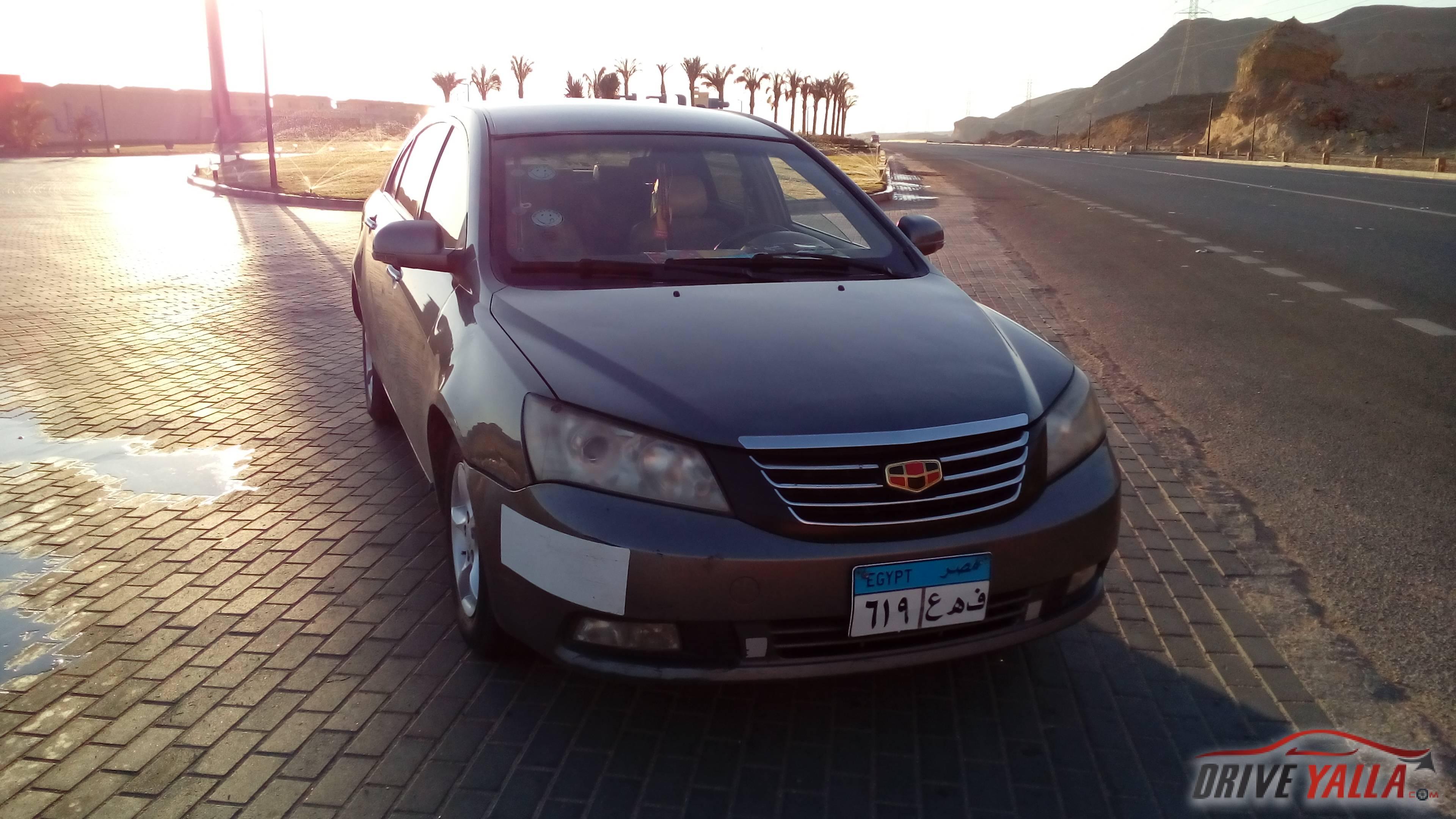 جيلى  ايمجرند 7  مستعملة للبيع فى مصر 2013