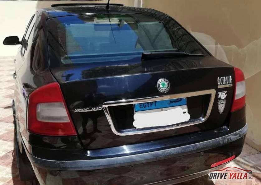Octavia A5 Top line