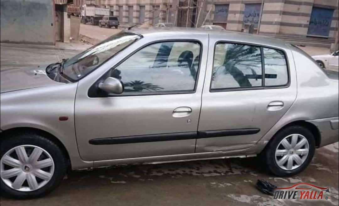 رينو كليو مستعملة للبيع فى مصر 2005