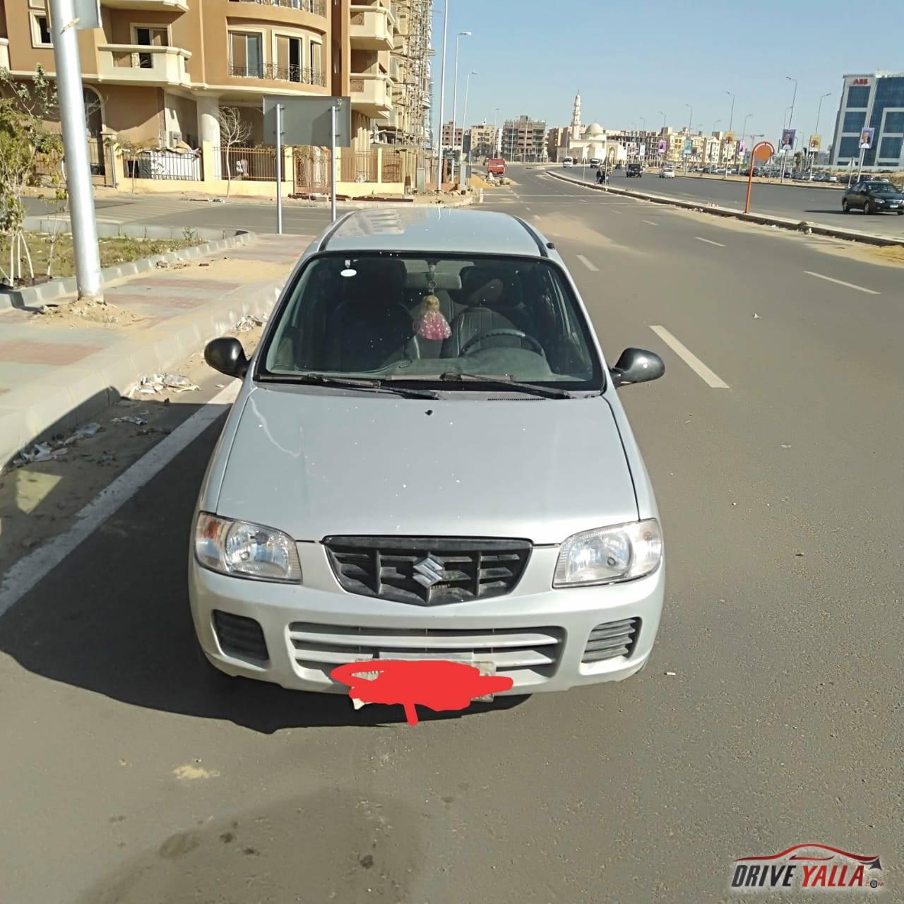 سوزوكى التو مستعملة للبيع فى مصر 2008