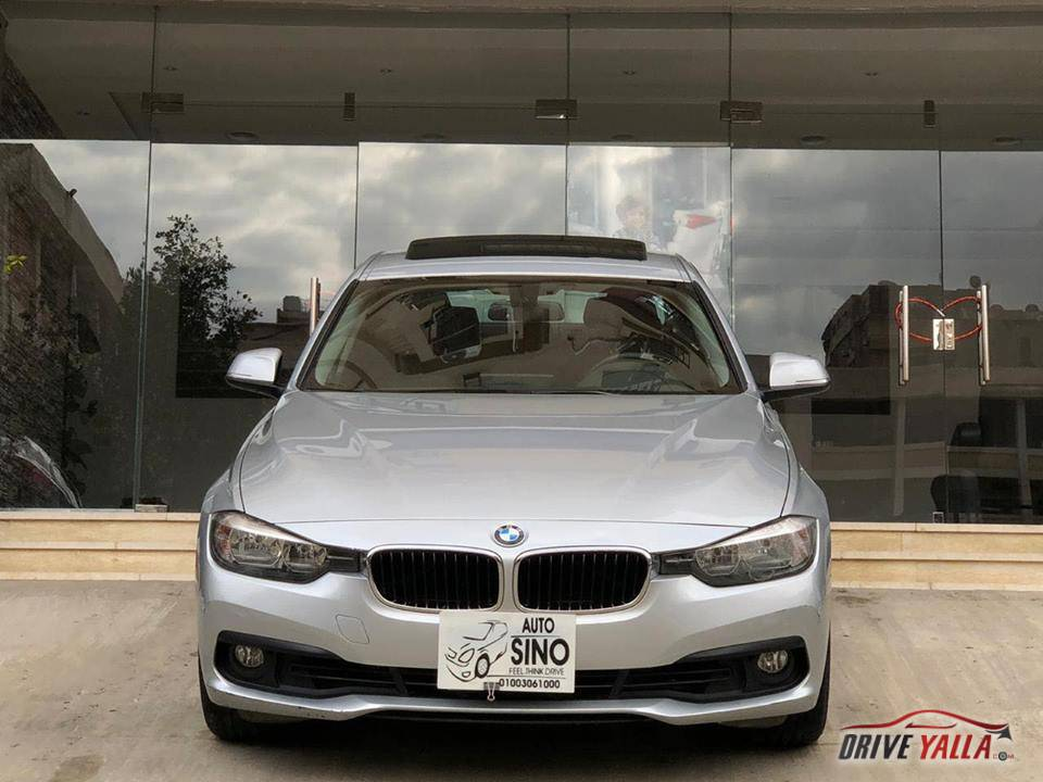 BMW 320i LCI Exclusive  Model /2017 KM/ 25000 Technical Date