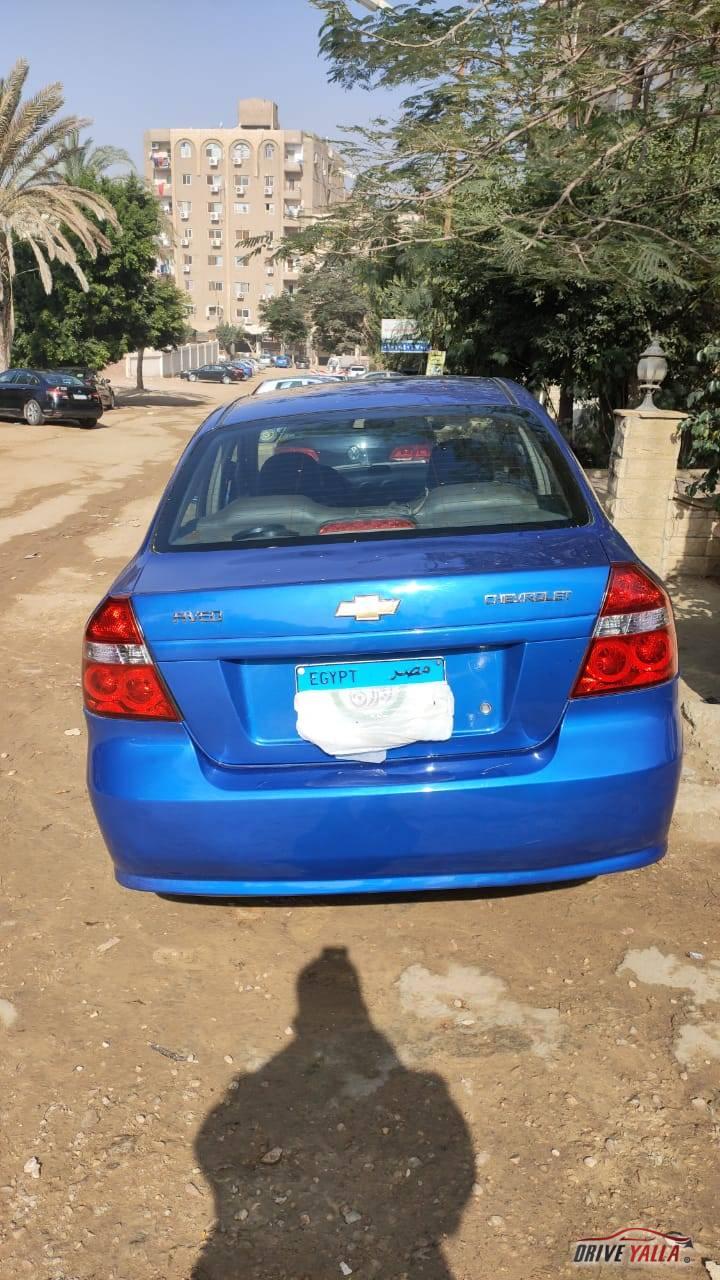 سيارة  أفيو  مستعملة للبيع فى مصر موديل  2007