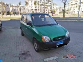 هيونداي اتوس 98 مستعملة للبيع فى مصر 1998