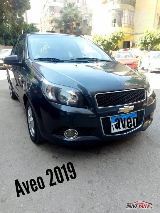 شيفروليه افيو مستعملة للبيع فى مصر  2019