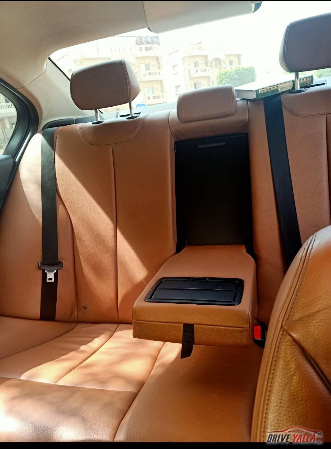 بى أم دبليو 318 luxury مستعملة للبيع فى مصر 2017