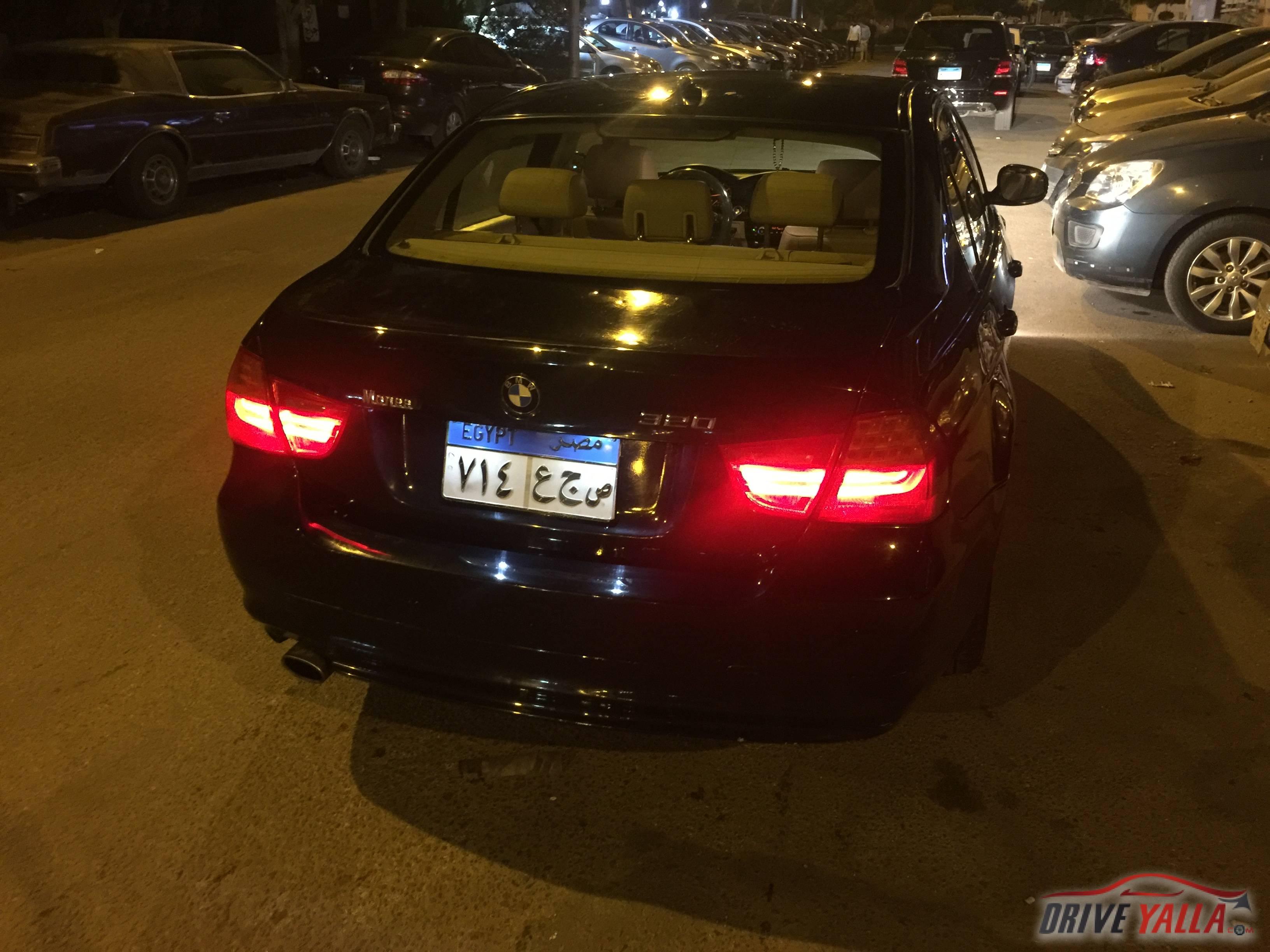 BMW 320i faceleft 2010